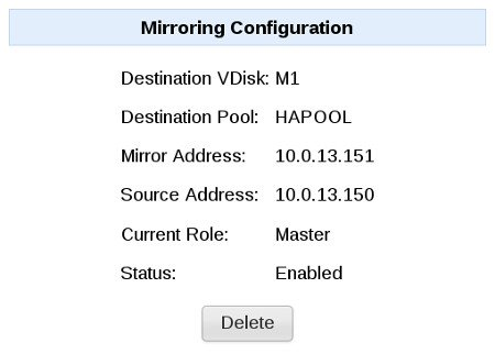 Tutorial: Configuring high availability with synchronous mirroring
